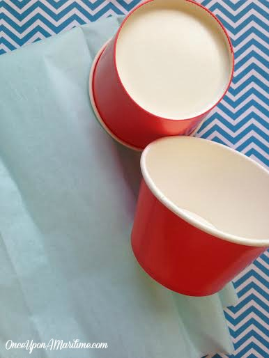Thing 1 and Thing 2 Snack Cups - Celebrate Dr. Seuss's Birthday - 4
