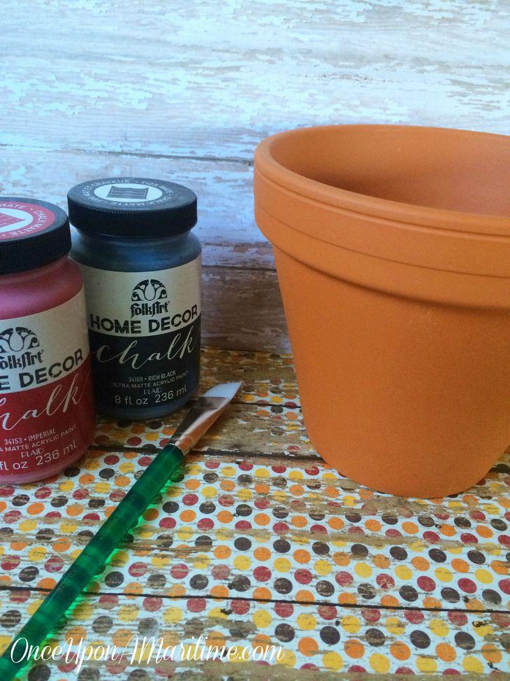 Customizable Terra Cotta Planter - Organize Your Garden In Style 1