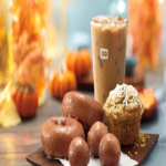 Dunkin Donuts' Pumpkin Spice Coffees Are Here, Plus An All New Fall Menu Starting Now!