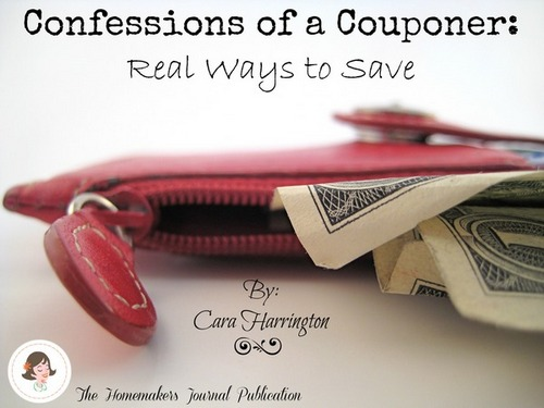 Confessions of a Couponer -500