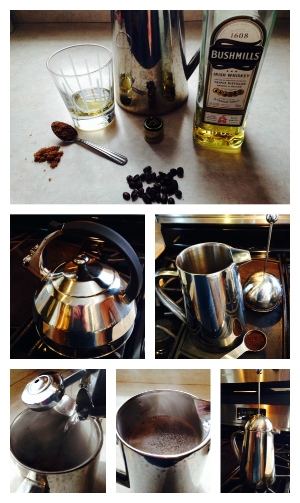 Perfect Cup of Real Irish Coffee Recipe How To