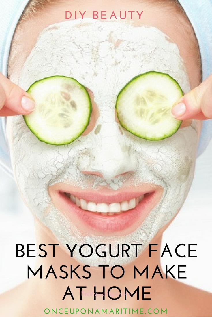 DIY Beauty: Best Yogurt Face Masks to Make at Home