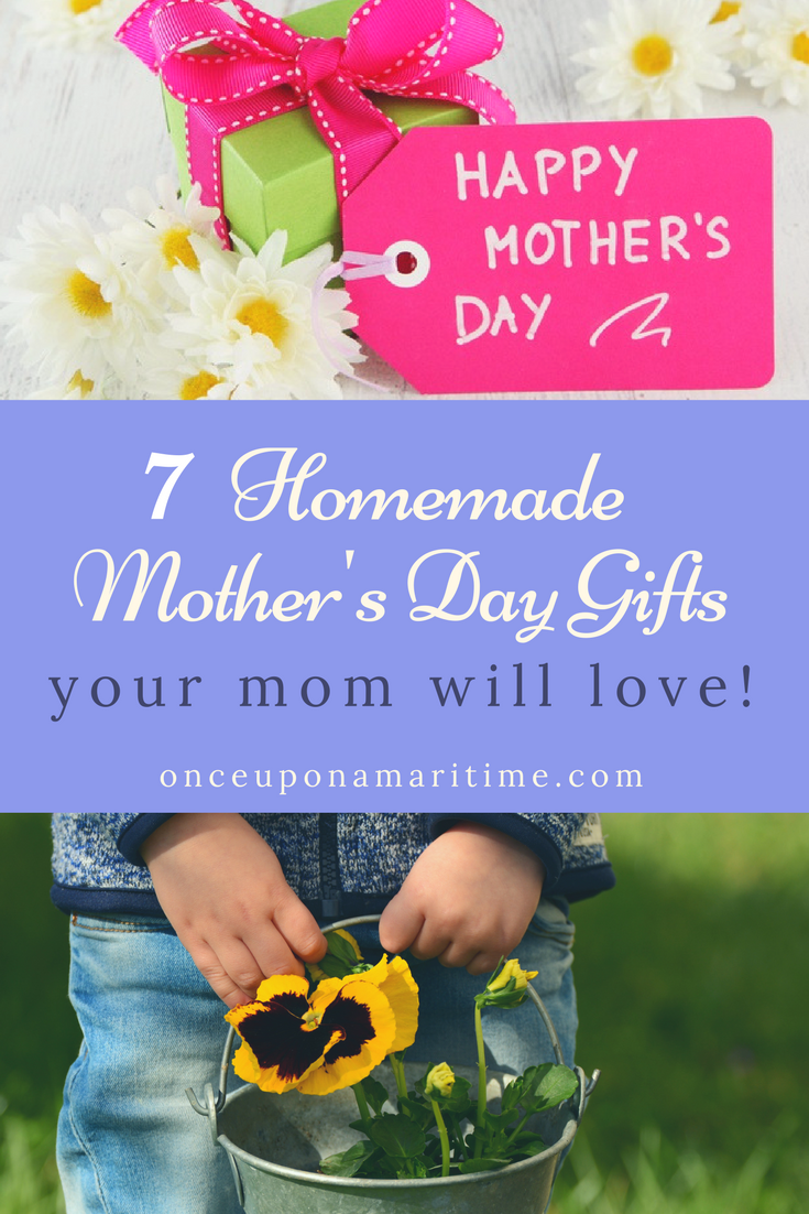 7 Mother's Day Gifts You Can Make Yourself