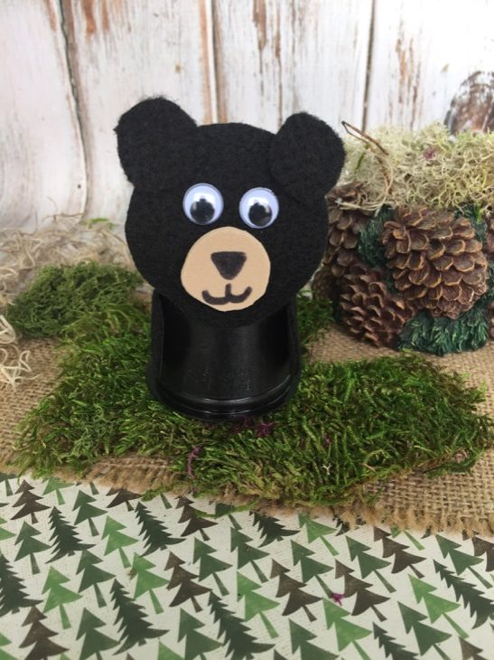 Quick and Easy Craft: Black Bear K-Cup
