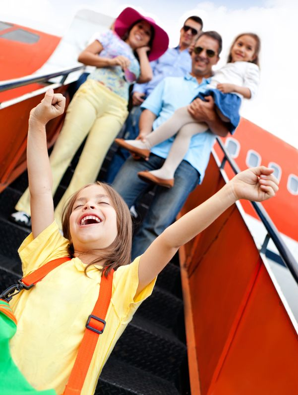 Travel Hacks for Traveling with Kids