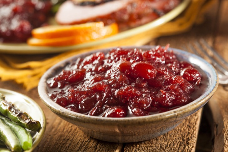 Traditional Cranberry Sauce Thanksgiving Recipe – Quick And Easy!