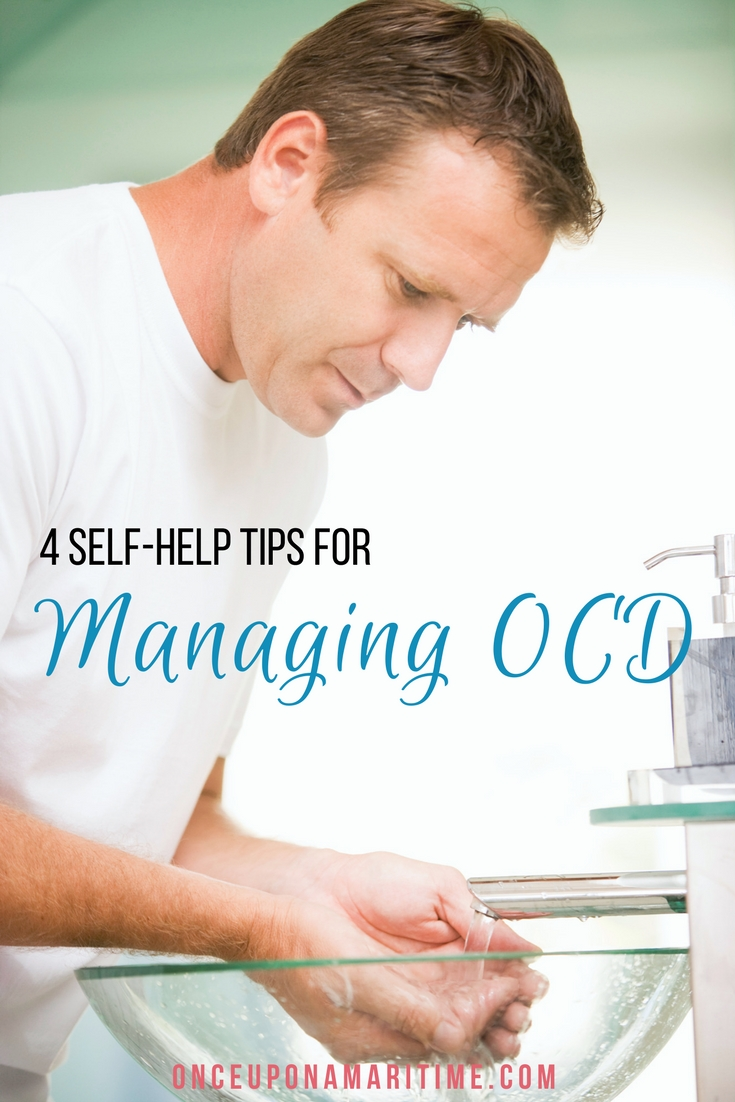 4 Self-Help Tips for Managing OCD