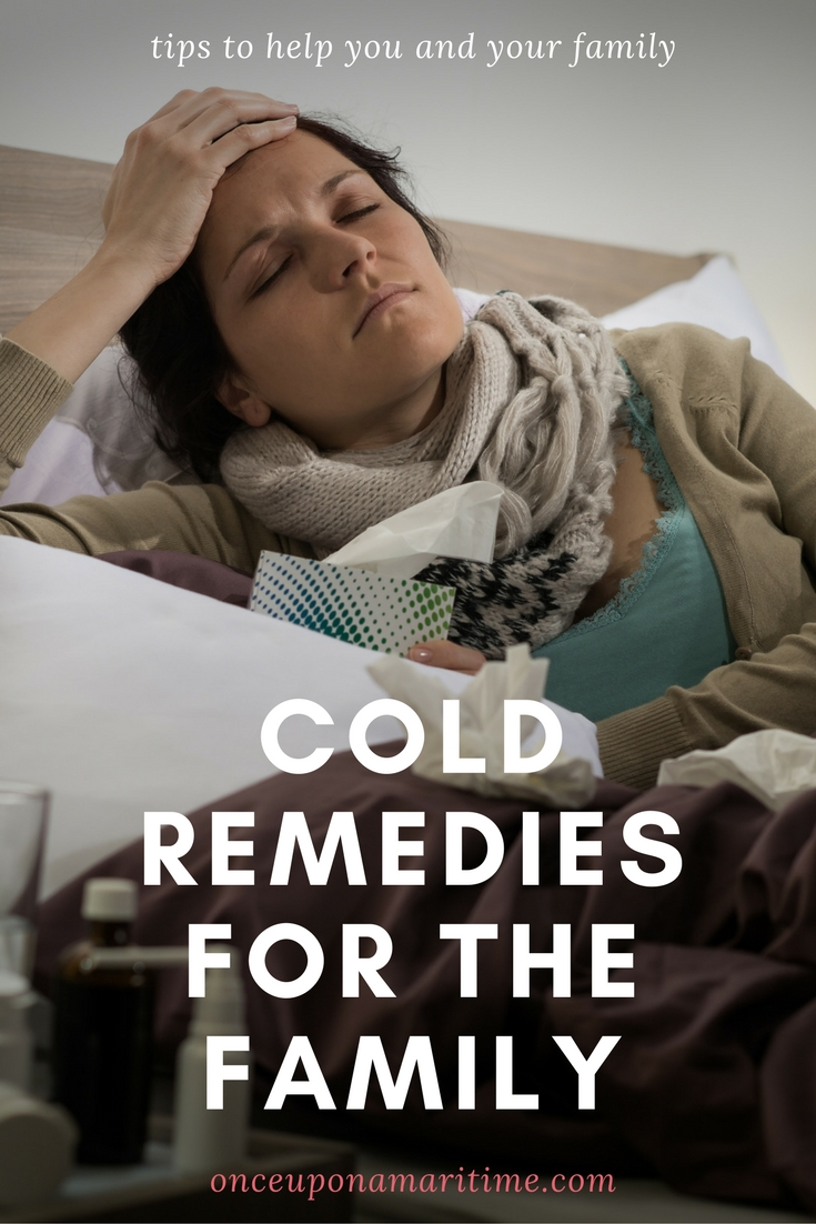 Cold Remedies for the Family
