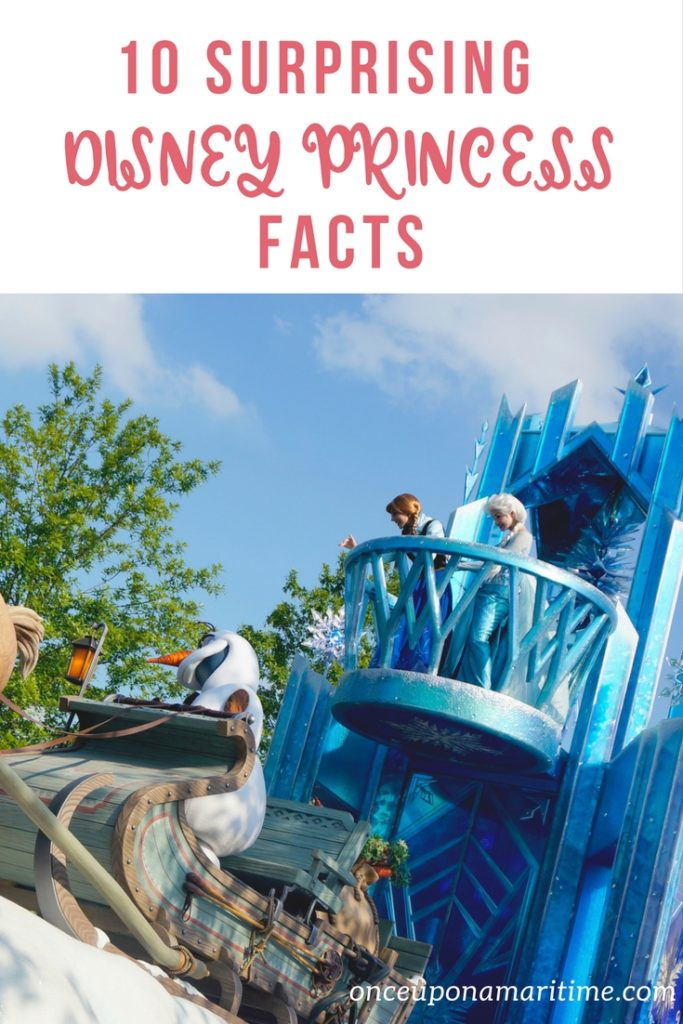 10 Surprising Disney Princess Facts