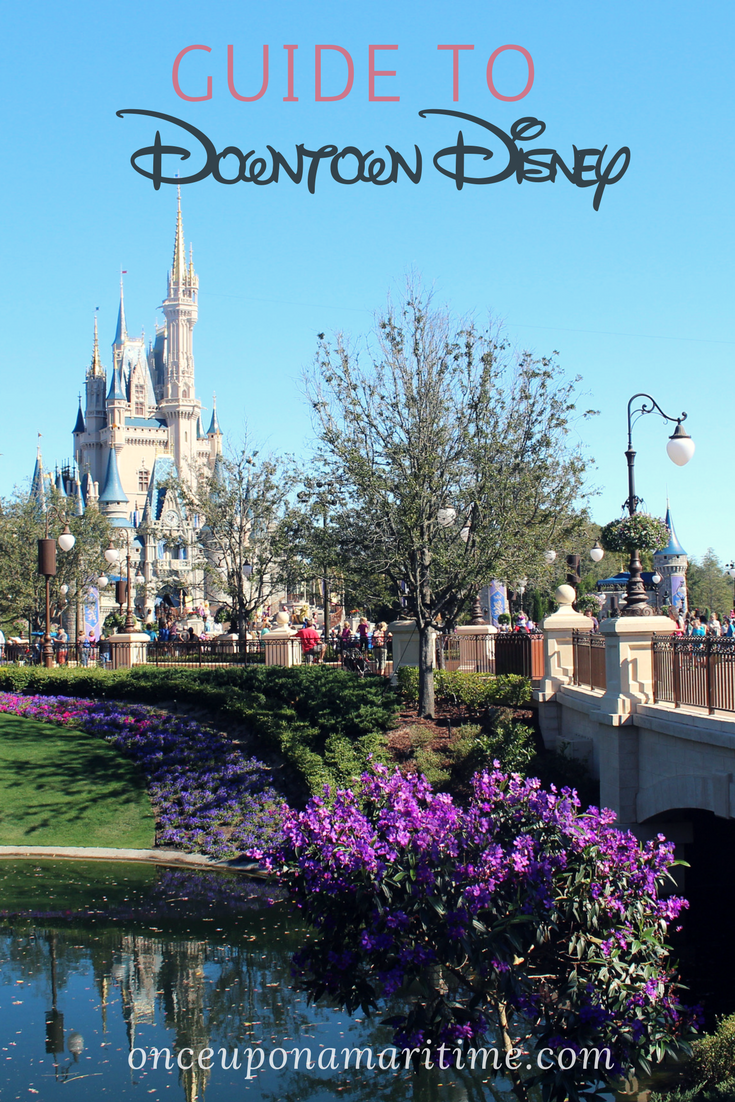 Guide To Downtown Disney